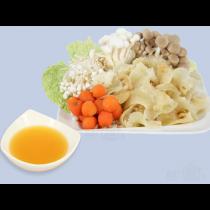 珍饌月眉翅煲湯(月眉翅+金湯)