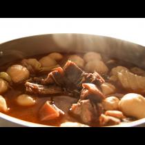 羊肉爐(宴席用)
